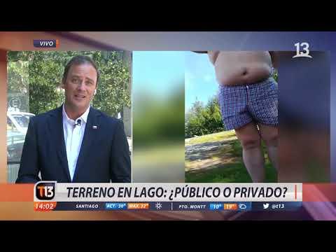 Ministro de Bienes Nacionales responde a polémica por Lago Ranco