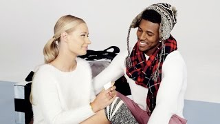 questions from a hat with iggy azalea nick young