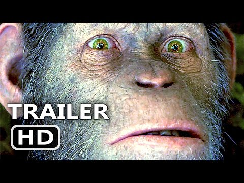 Thumbnail: WАR FOR THE PLАNET OF THE АPES Official Trailer # 3 TEASER (2017) Action Blockbuster Movie HD