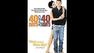 Opening To 40 Days And 40 Nights 2002 VHS