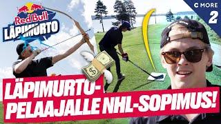 Red Bull Läpimurto - Läpimurtopelaajalle NHL sopimus (LA Kings)
