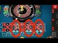 How to win and beat the ROULETTE game with strategic winnings combination.