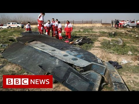 Iran admits 'unintentionally' shooting down plane - BBC News