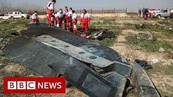 Iran admits 'unintentionally' shooting down plane - BBC News