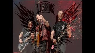 Alter Bridge - Cradle To The Grave - (lyrics) HD