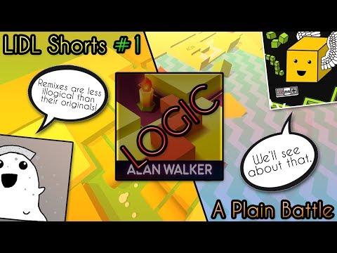 LIDL Shorts #1 - A Plain Battle (ft. Salty-1 & FlyingLine)