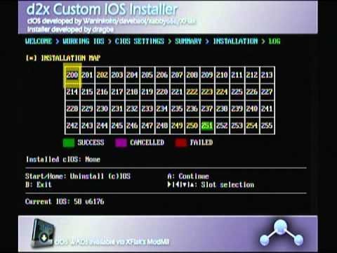 HackWii4.3 + Letterbomb + CIOS d2x V8 + CIOS 222 V5.1 + USB Loader GX + Disco USB 1TB + 450 Juegos