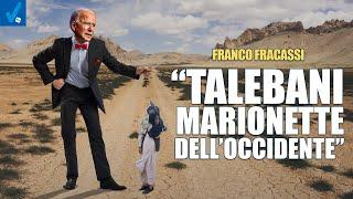 """Franco Fracassi: """"Al Qaeda è una invenzione dei servizi segreti britannici"""""""