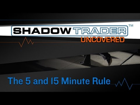 ShadowTrader Uncovered | How to Use the 5 and 15 Minute Rule
