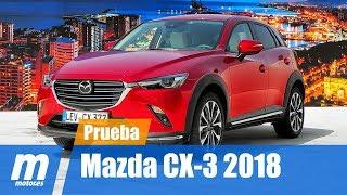 Mazda CX-3 2018 | Prueba / Review en Español HD