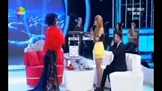 Bülent Ersoy canlı yayında çıldırdı! 2017 Video