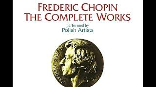 **♪ショパン: マイヤベーアのオペラ《鬼のロベール》の主題によるチェロとピアノのための協奏的大二重奏曲 ホ長調  / ハリーナ・コヴァルスカ(チェロ),ヴワディスワフ・シュピルマン(ピアノ)