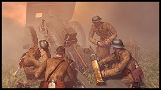 Huge German Armoured Blitzkrieg - 1940 Invasion of France | Men of War Assault Squad 2 Mod Gameplay