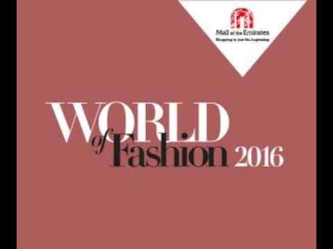 Autumn/Winter Fashion Mall of Emirates.