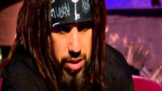 korn fieldy teaching to play the music freak on a leash and got the life