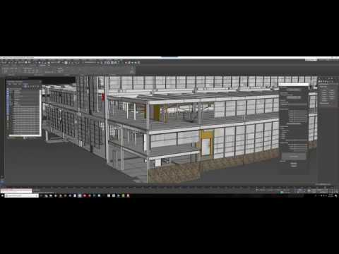 3DS Max Animation Tool - Quickly Animate Architectural Elements in 3DS Max