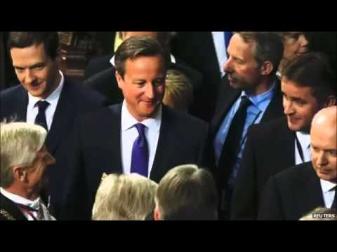 David Cameron meets leaders as EU Referendum Bill launched