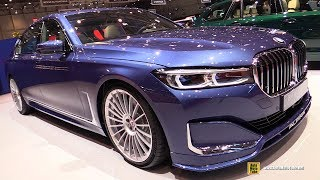 2020 BMW Alpina B7 LWB AWD - Exterior and Interior Walkaround - Debut at 2019 Geneva Motor Show