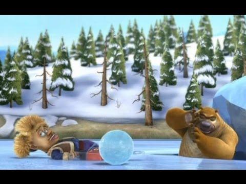 Медведи-соседи 🐻 | 1 сезон 22 серия | Зимние забавы | Мультики детям