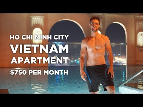 $750 Per Month Vietnam Apartment (Ho Chi Minh City)