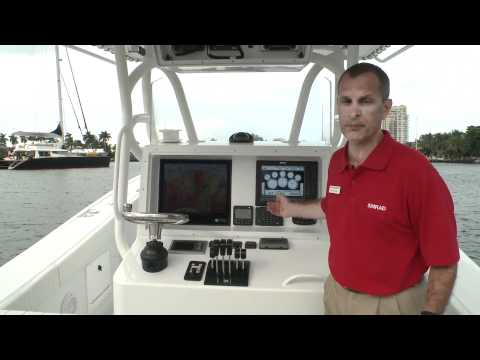 Introducing the Simrad NSO offshore multifunction display.