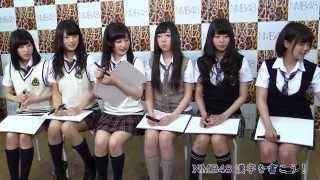NMB48が漢字に挑戦! 林萌々香、渋谷凪咲、川上千尋、松村芽久未、山岸...