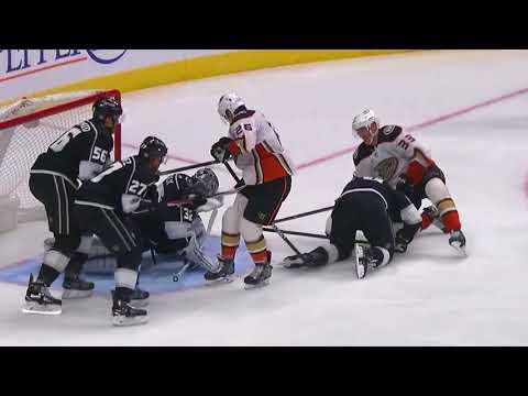 Anaheim Ducks vs Los Angeles Kings - November 25, 2017 | Game Highlights | NHL 2017/18