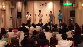 [sus4]神大生が4人でエイリアンズを歌うとこうなる