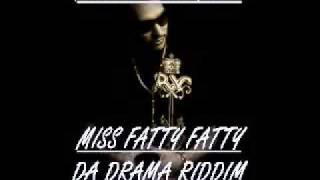 da drama riddim - million stylez - miss fatty fatty - franky tuster rmx