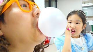 보람이의 시크릿아트 장난감 립스틱 사탕 만들기 놀이 B…