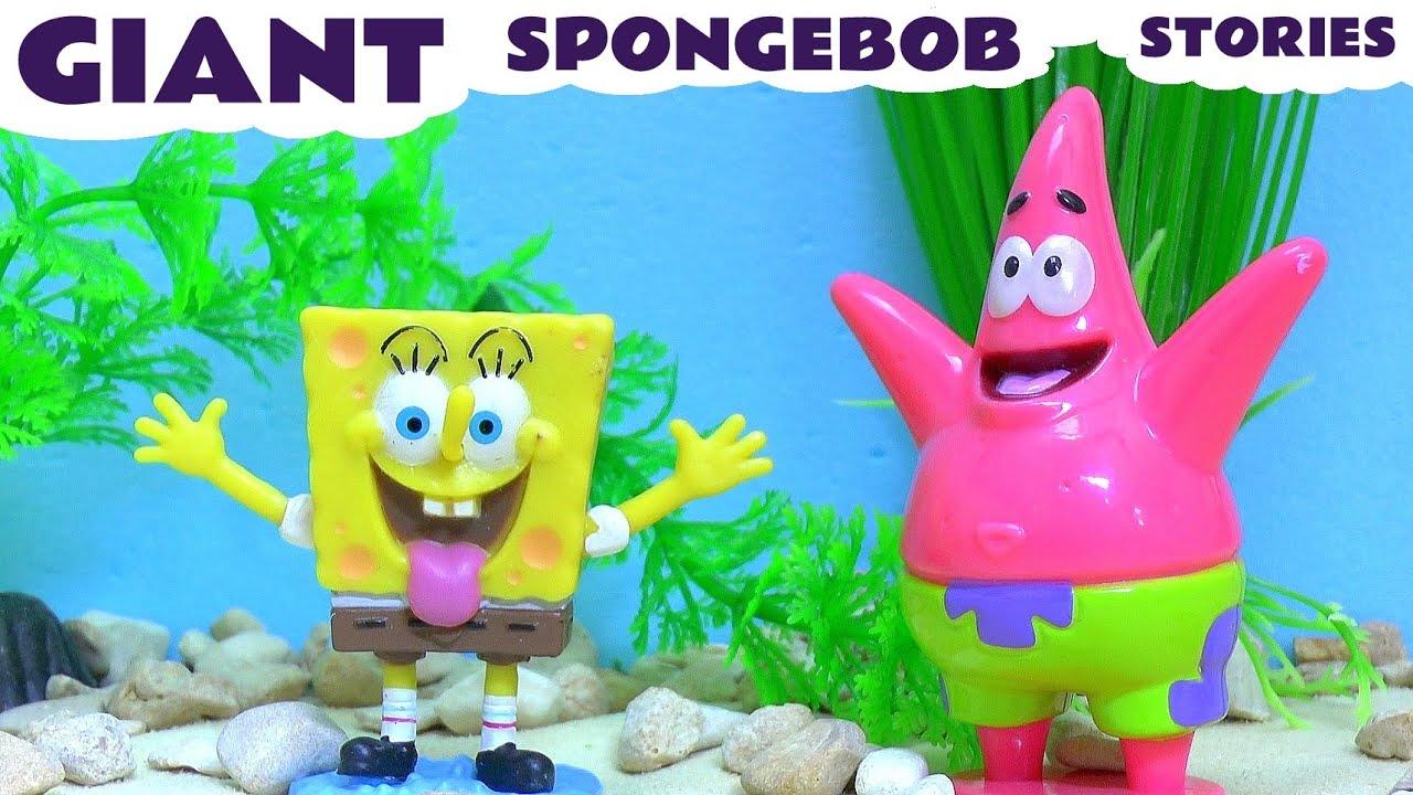 spongebob squarepants | play doh | thomas & friends | minions
