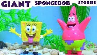 Spongebob Squarepants   Play Doh   Thomas & Friends   Minions Surprise Eggs Full Episodes