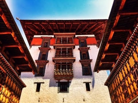 A look behind the door - The Kingdom of Bhutan