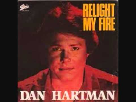 Dan Hartman  -  Vertigo.. Relight My Fire!!