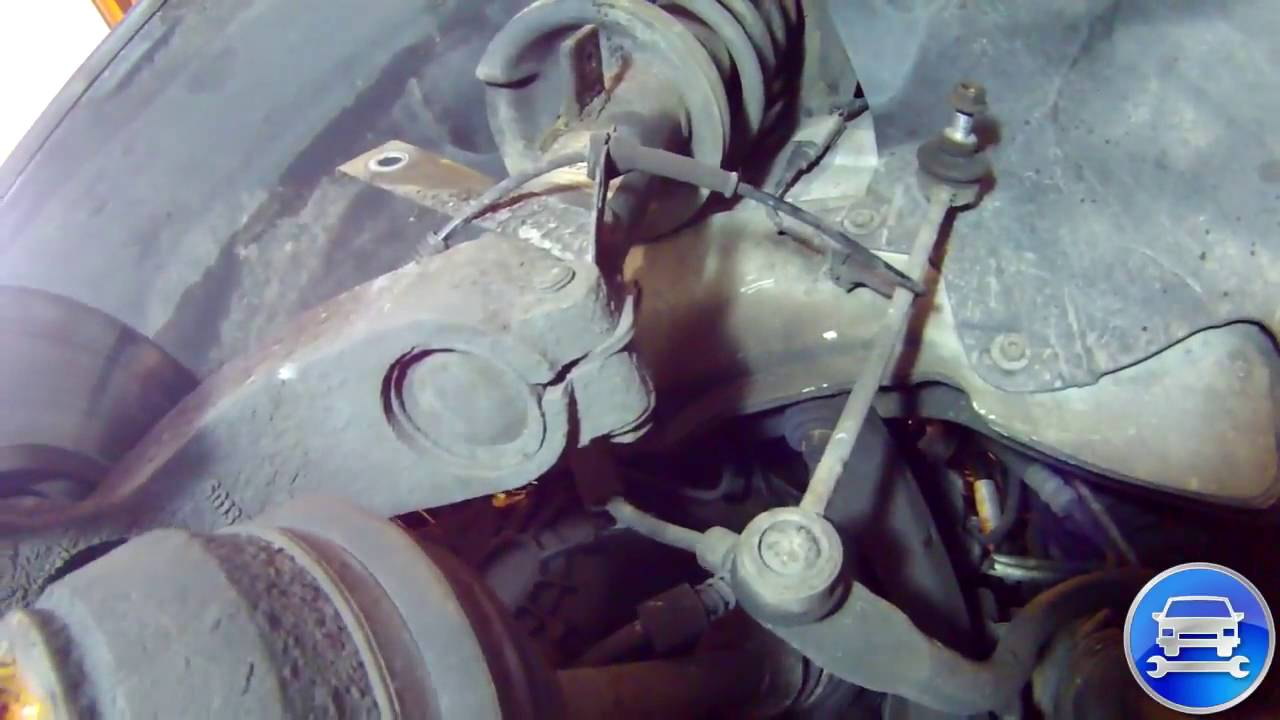 Removing The Gearbox Ford Transit Connect