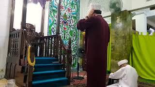 Dünyanın Bir Ucunda Türk Ezanı Uğur Ayvaz (Makam Hicaz) Singapure Ba'alwe Mosque