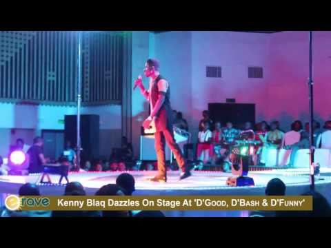 Video (stand-up): Kenny Blaq Performing at D Good, D Bash and D Ugly Show