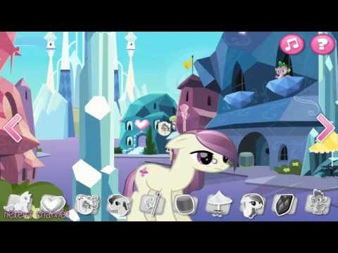 My Little Pony - Seek and Find   Hasbro   Online Game   GAMEPLAY