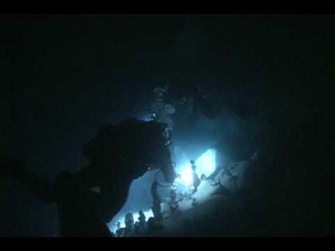 Bermuda Cave Diving