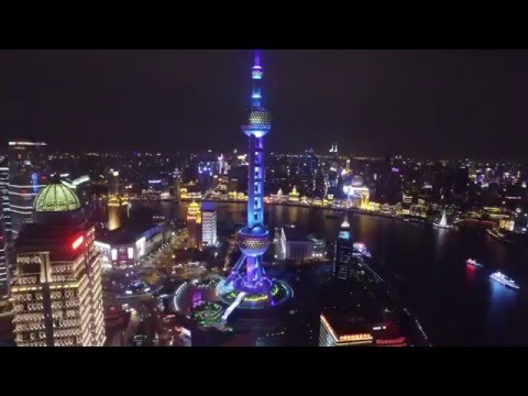 Amazing Drone footage of the Pearl Tower Shanghai - Circles (Rikou Remix) Spencer Tarring & Mazare