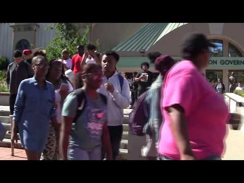 Bridgeport News: Harding Students March To City Hall