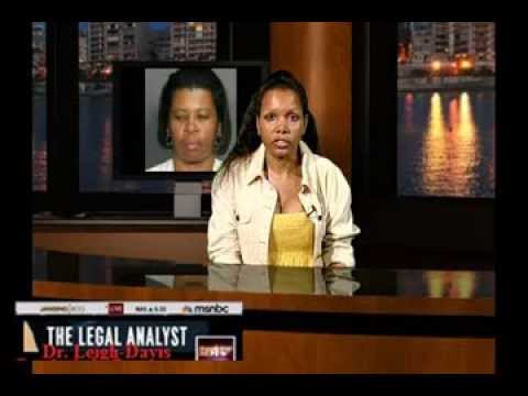 The Legal Analyst with Dr. Leigh-Davis -- Kidnapped for 23 years