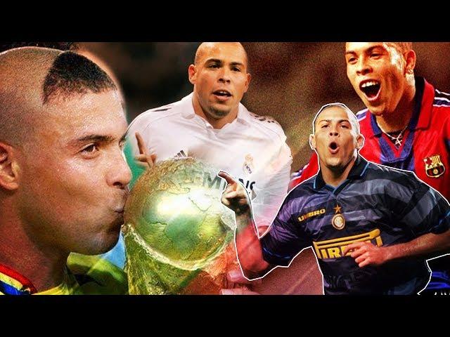 Vào ngày này  18.9  Ronaldo - Huyền thoại đến từ hành tinh khác