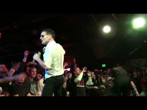 Nitzer Ebb- Getting Closer live in Salt Lake City 11-24-09