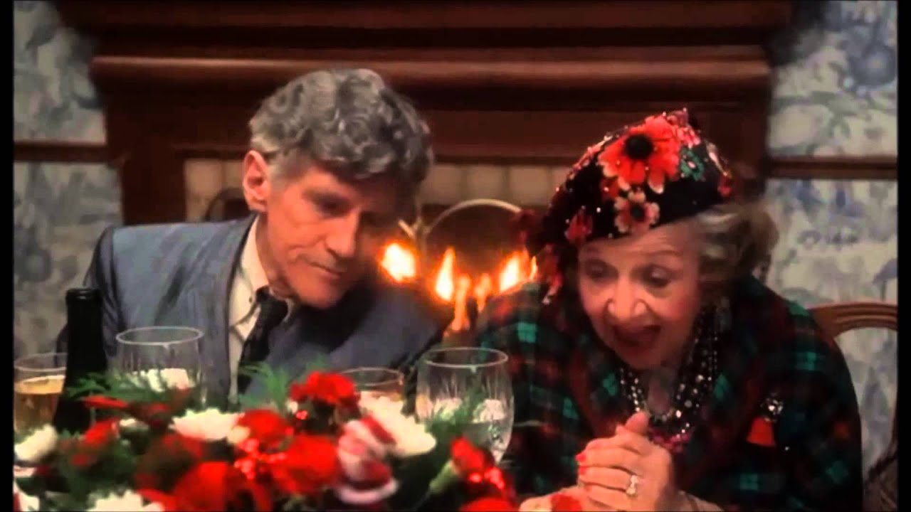 christmas vacation aunt bethany says grace youtube - A Christmas Blessing Cast