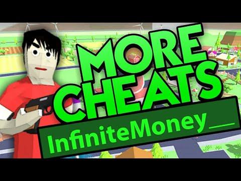 Dude Theft Wars! | MORE CHEATS!