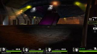 ZOMG L4D2 Custom Maps Ep 10 Space Jockeys part 2