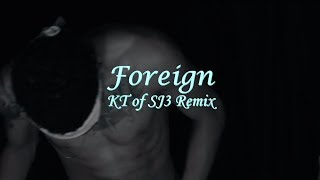 Trey Songz Ft. Justin Bieber - Foreign Remix (K.T. Cover)