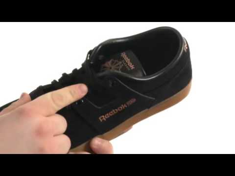3b733b943a72ba Reebok Lifestyle Workout Low Clean FVS Men's Sneaker Shoe - YouTube