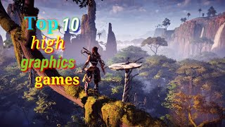 Top 10 Best High graphics games for android || Tech Androider || 2019